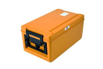 Rieber Thermobox 26 litres à chargement par le haut chauffé, orange