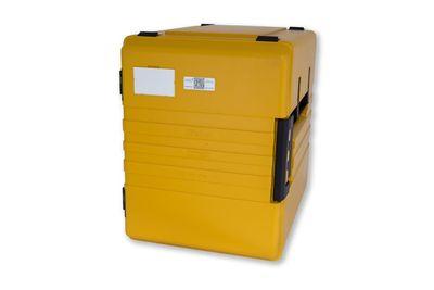 Rieber Thermobox 52 Liter Frontlader, orange