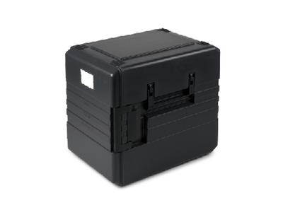 Rieber Thermobox 52 litres à chargement à l'avant, noir