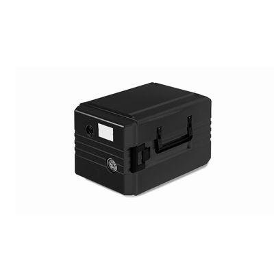 Rieber Thermobox 33 Liter Frontlader beheizt, schwarz
