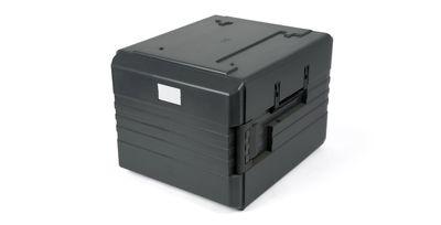 Rieber Thermobox 104 Liter Frontlader, schwarz