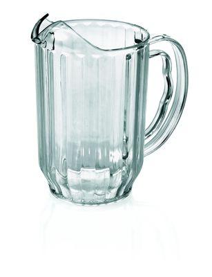 Polycarbonat-Saftkrug Pitcher Inhalt 1,8 Liter