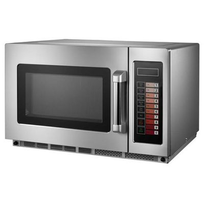 Gastro-Inox Mikrowelle 1800W Digital