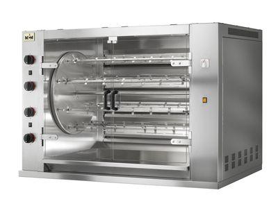 Hähnchengrill ECO Gas 8 MRD