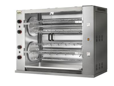 Hähnchengrill ECO Gas 8 MRS
