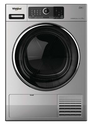 Sèche-linge à pompe à chaleur Whirlpool 8 kg Silverline AWZ 8HPS/PRO