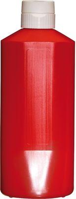 Bouteille à presser APS, rouge, Ø de 9,5 cm, hauteur : 25,5 cm