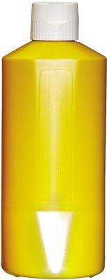 Bouteille à presser APS, jaune, Ø de 9,5 cm, hauteur : 25,5 cm