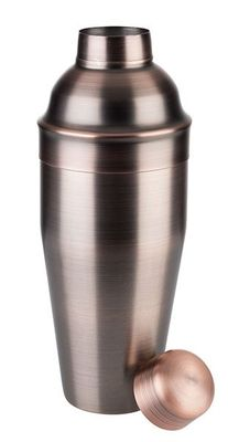 "APS Shaker ""CLASSIC"" - Edelstahl Kupfer Vintage"