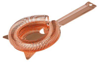 APS Barsieb Spiralfeder - Edelstahl Kupfer