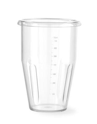 Bol en polycarbonate pour mixeur à boissons