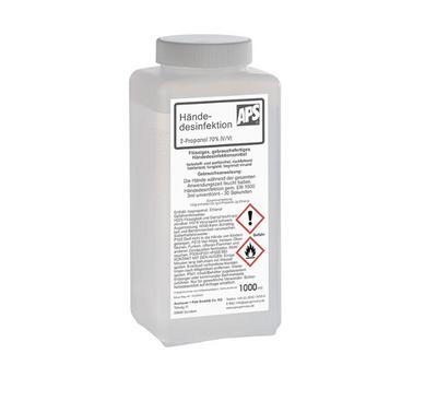APS Desinfektionsmittel für Hände 1 Liter