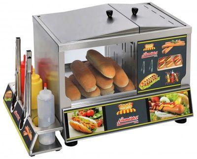 Hot Dog Station Street Food Neumärker