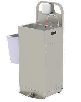 Neumärker Mobiles Handwaschbecken mit Durchlauferhitzer