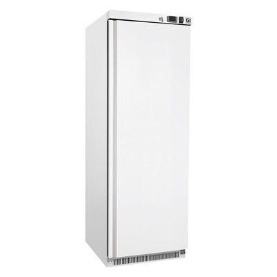 Réfrigérateur de stockage Gastro-Inox 400litres blanc