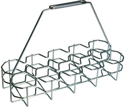 Panier de transport à 10 compartiments pour gobelets 0,2-0,3l