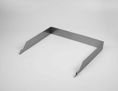 Aufsetzbarer Spritzschutz G/EFT1065 für Grillplatten der Dexion Serie 65