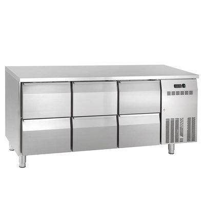 Table réfrigérée ECO 0/6 - GN 1/1