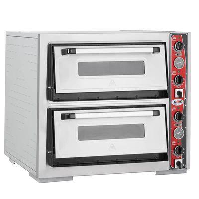 Four à pizza GMG Classic 4 + 4x30cm avec thermomètre
