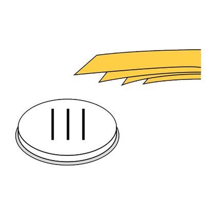 Disque de forme Pappardelle 50