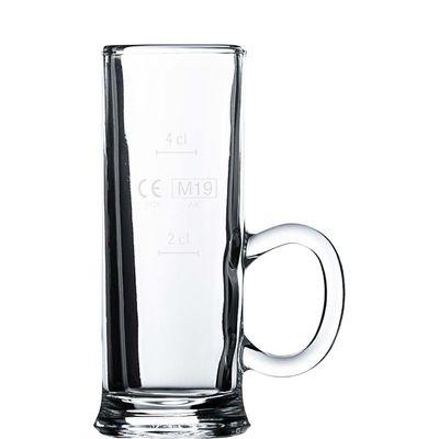 Arcoroc Anse Islande Likörglas 6,5 cl mit Füllstrichen bei 2 und 4 cl