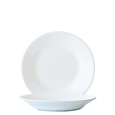 Arcoroc Restaurant Uni Teller tief 22,5cm