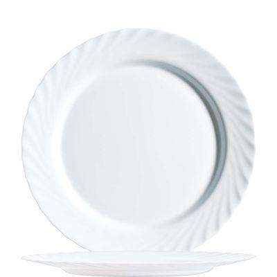 Dessous de plat Arcoroc - Arcoroc Trianon Uni blanc 31cm