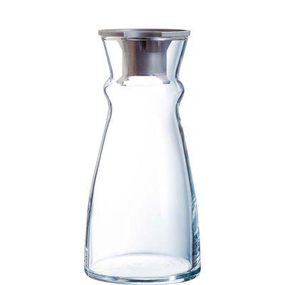 Arcoroc Fluid Karaffe 62 cl mit Kunststoffdeckel