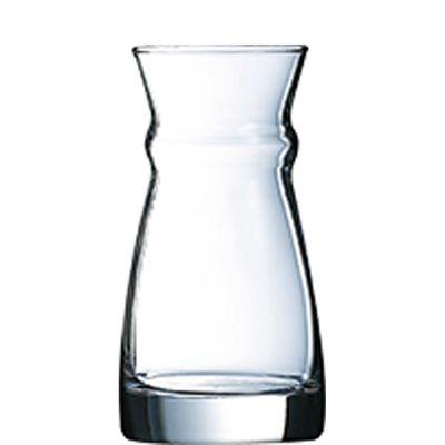 Arcoroc Fluid Karaffe 16 cl mit Füllstrich bei 0,1 l