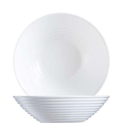 Bol à soupe blanc Arcoroc Stairo Uni 20cm, 88 cl