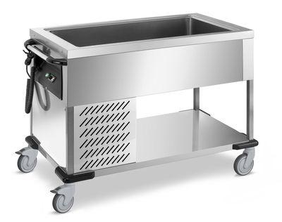 Chariot réfrigérant PROFI ART 4x GN 1/1