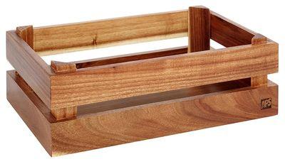 Boîte en bois APS - SUPERBOX- 29 x 18,5 cm, hauteur: 10,5 cm
