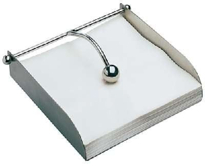 APS Serviettenhalter 17 x 17 cm, H: 5 cm