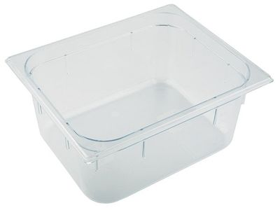 APS GN 1/4 Polycarbonat Behälter  26,5 x 16,2 cm, Tiefe: 200 mm