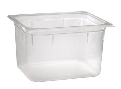 APS GN 1/2 Polypropylen Behälter  32,5 x 26,5 cm, Tiefe: 65 mm
