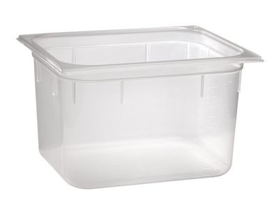 APS GN 1/4 Polypropylen Behälter  26,5 x 16,2 cm, Tiefe: 65 mm