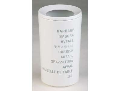 APS Tischrestebehälter Ø 10 cm, H: 17,5 cm