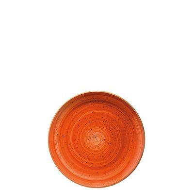 BONNA  Terracotta Gourmet Teller flach 17cm