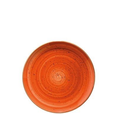 BONNA  Terracotta Gourmet Teller flach 21cm