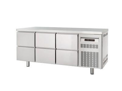 Table réfrigérée Profi 600 0/6 Superior