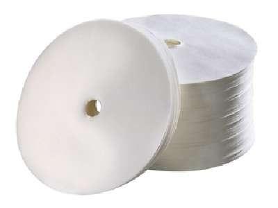 Rundfilterpapier Durchmesser: 245mm - 1000 Stück