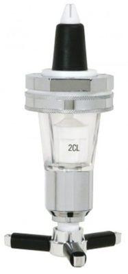 Ausgiesser Dosiergerät PSilver - 2cl