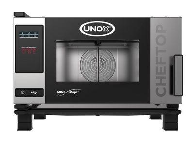 UNOX Kombidämpfer Cheftop Mindmaps 3 x GN 1/1 ONE Elektro