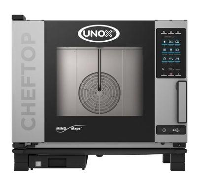 Four mixte UNOX Cheftop Mindmaps 5 x GN 1/1 PLUS électrique