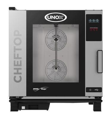 UNOX Kombidämpfer Cheftop Mindmaps 7 x GN 1/1 ONE Elektro