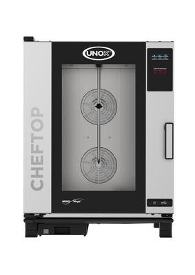 UNOX Kombidämpfer Cheftop Mindmaps 10 x GN 1/1 ONE Elektro
