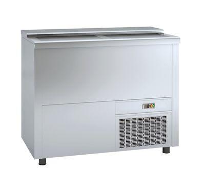 Coffre à boissons réfrigéré Premium 270 litres - en inox