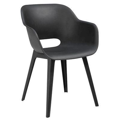 Chaise Split graphite 4pièces