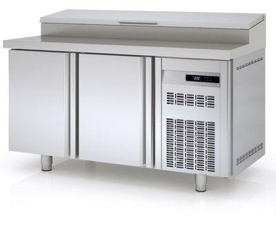 Table réfrigérée avec station de garniture PROFI 150- EN 600 600 x 400