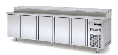 Table réfrigérée avec station de garniture PROFI 5/0 - GN 1/1